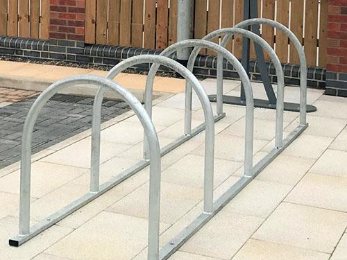 image of cycle racks