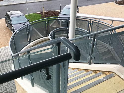 Handrails and Balustrade