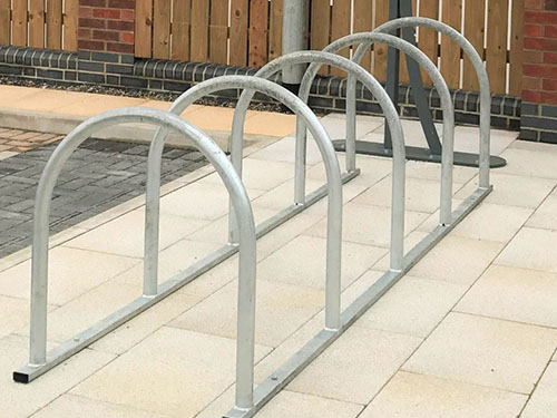 image of sheffield cycle rack