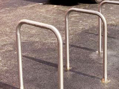 stainless steel cycle rack