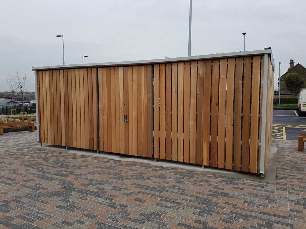 image of timber bin storage